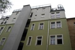 Půdní byty Vrázova