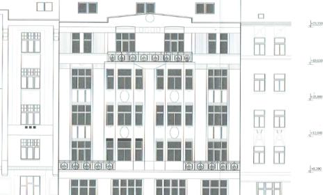 Aktuální výstavba půdních bytů